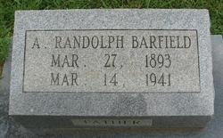A. Randolph Barfield