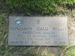 Benjamin Galu Willis