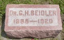 Dr George Henry Beidler