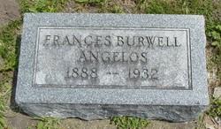Frances <i>Burwell</i> Angelos