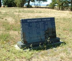 Binghampton Cemetery