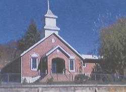 McKinney Cove Baptist Church Cemetery