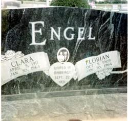 Clara <i>Rohleder</i> Engel
