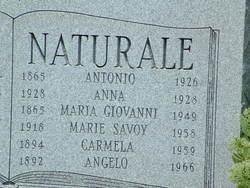 Antonio Naturale