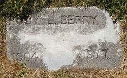 Ruby L <i>Colburn</i> Berry