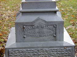 Catharine <i>Young</i> Metzner