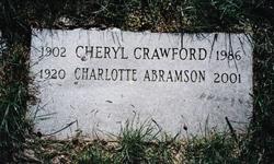 Cheryl Crawford