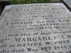 Margaret <i>Burd</i> Coxe