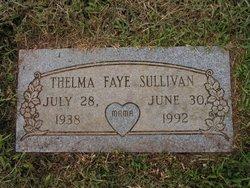 Thelma Faye <i>McClure</i> Sullivan