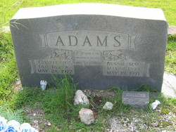 Bessie Mae <i>Farmer</i> Adams