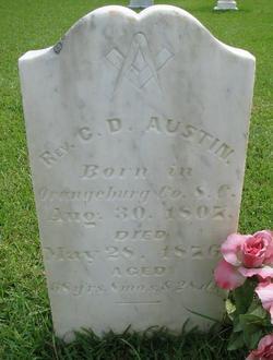 Rev Christian Davis Austin, Jr