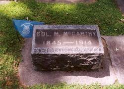 Michael M. McCarthy