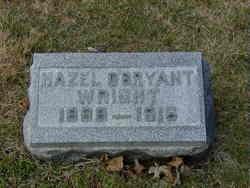 Hazel M. <i>O'Bryant</i> Wright