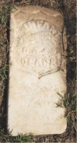Infant of O. A. & S. Clark