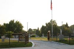 Saint Gertrude Cemetery