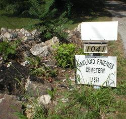 Oakland Friends Cemetery