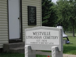 Westville Lithuanian Cemetery