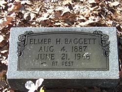 Elmer H Baggett