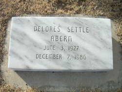 Deloris <i>Settle</i> Abern