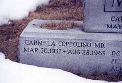 Carmela <i>Musetto</i> Coppolino
