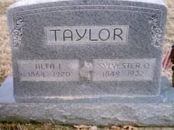 Alta I. Taylor