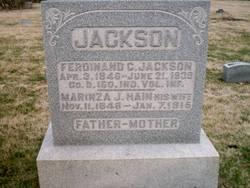 Ferdinand Cortez Jackson