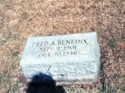 Fred A Benedix