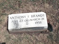Anthony F. Brandt