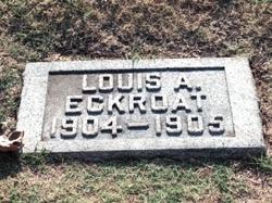 Louis Anthony Eckroat
