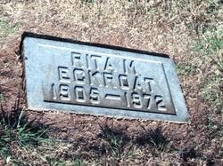 Rita Marie <i>McGrath</i> Eckroat