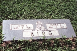 Lillian Gertrude <i>Eckroat</i> King