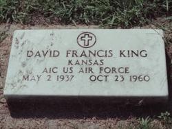 David Francis King