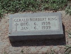 Gerald Norbert King