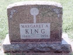 Margaret Anne <i>Wachter</i> King