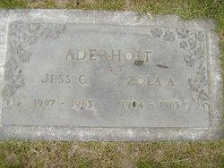 Zola A Aderholt