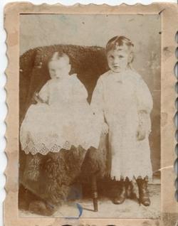 Elsie May <i>Frear</i> Babb, Thompson