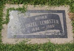 Hazel Bernieta <i>Taylor</i> LeMaster