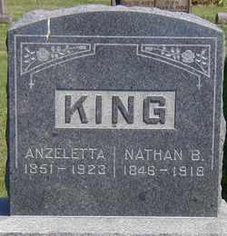 Anzeletta <i>Holdren</i> King