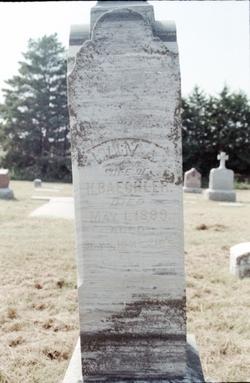 Mary A. <i>Walter</i> Baechler