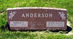 Bertrin A. Anderson