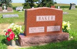 Mina Jean Baker
