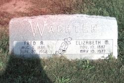 Elizabeth Mary <i>Konen</i> Wachter