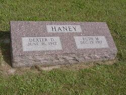 Dexter D Haney