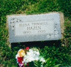 Elena <i>Trimmell</i> Hazen