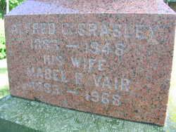 Mabel Bell <i>Vair</i> Grasley