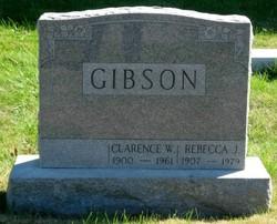 Rebecca J <i>Baker</i> Gibson