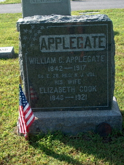 Elizabeth <i>Cook</i> Applegate