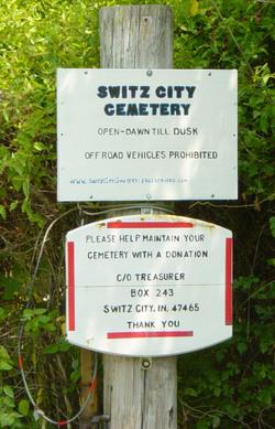 Switz City Cemetery