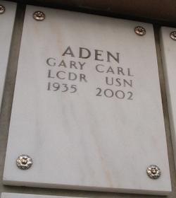 Gary Carl Aden