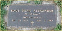 Dale Dean Alexander